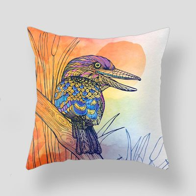 pillow-kookaburra